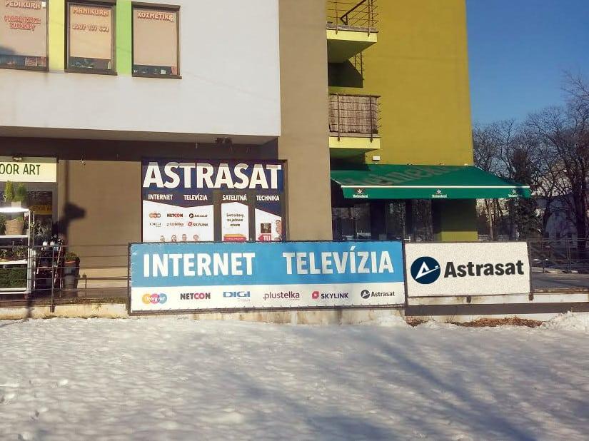 Predajna Astrasat Trnava