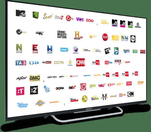 Televizia Vsade