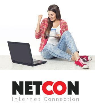 Netcon to je stabilita , rýchlosť a bezkonkurečná cena