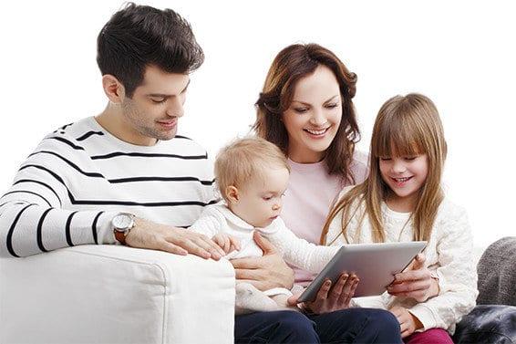 Programy pre celú rodinu